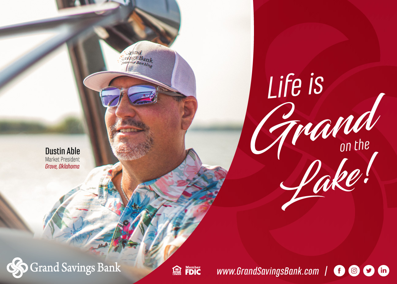 Life is Grand on the Lake